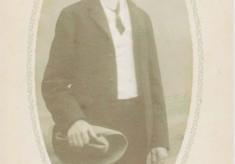Photograph of James Willsher