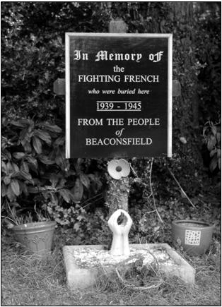 Memorial to the Free French