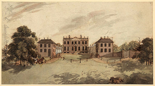 Print of Gregories, Beaconsfield | Image courtesy of the British Library