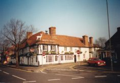 The Royal White Hart