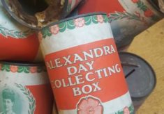 The Alexandra Day Collecting Boxes