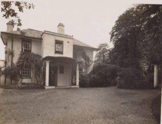 White Barn in 1922