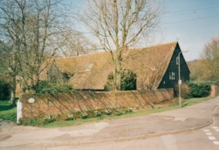 Barns at Holtspur Bottom Farm | Beaconsfield & District Historical Soceity