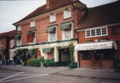 The George Inn (now The Crazy Bear)