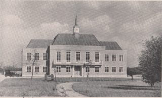 The present day Town Hall   John Bull