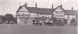 The Saracen's Head in c1930
