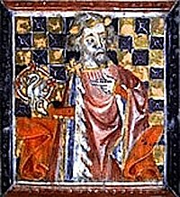 Thomas of Woodstock who married Eleanor d De Bohun