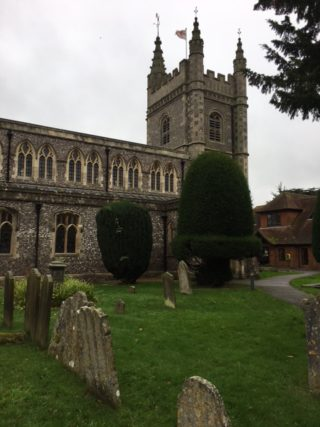 St Mary's & All Saints Church, Beaconsfield | Clare Bull