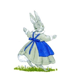 Little Grey Rabbit | Kari Dorme
