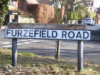 Furzefield Road   Clare Bull