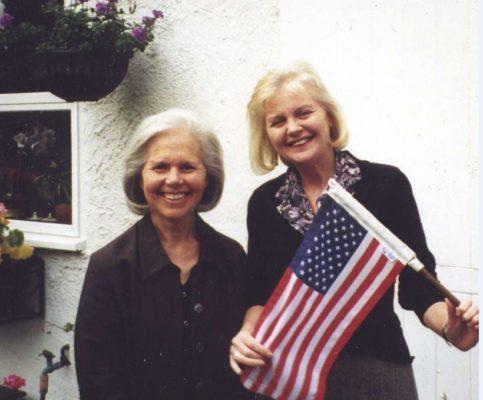 Jean Jackson (left) and Kari Dorme (right). | Kari Dorme