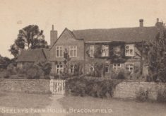 Postcard of Seeleys Farm