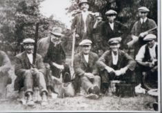 Photograph of Seeleys farm workers