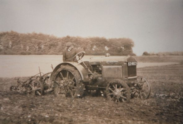 Ploughing   Unknown