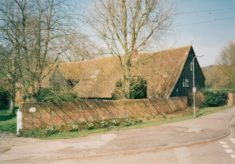 Photograph of Holtspur Bottom Farm barns
