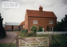 Photograph of Overs Farm