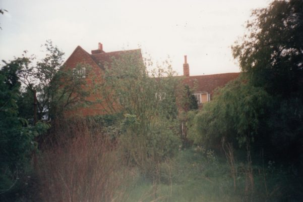 Photograph of Overs farm house & barn