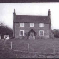 Photograph Overs Farm house