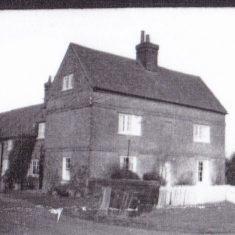 Photograph Overs Farm and barns