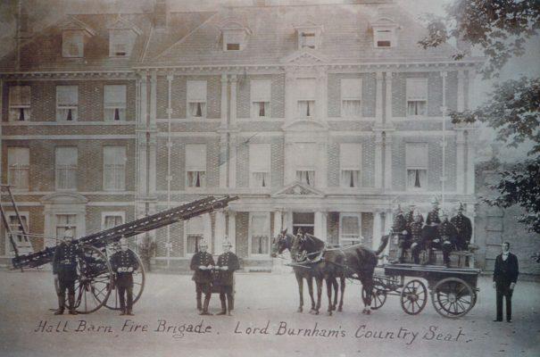 Hall Barn Fire Brigade
