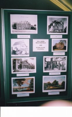 Hall Barn & Stoke Place Coleshill   Beaconsfield & District Historical Society