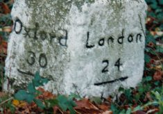 Beaconsfield Boundary Stone/Milestone