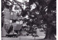 Photograph of Butler's Court