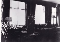 Photograph of a the room at Butler's Court.