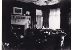 Photograph of a room at Butler's Court.
