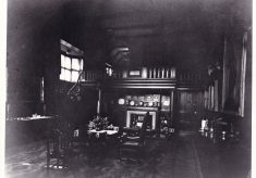 Photograph of a room at Butler's Court