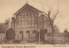 Beaconsfield United Reformed Church.