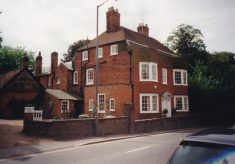 Wycombe End House