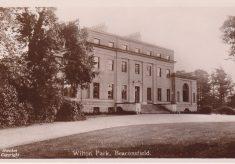 Postcard of Wilton Park