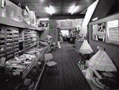 Photograph of Easton and Roll, interior