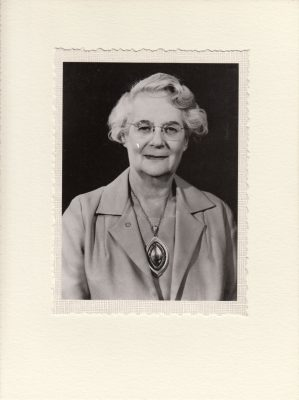 Mounted Black and white photograph of Councillor 1961/63   unknown