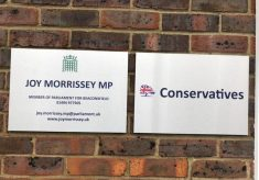 Joy Morrissey M.P.
