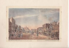 Print of High Street High Wycombe