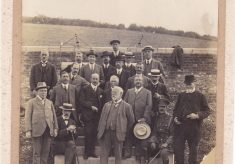Opening of Holtspur Sewage Farm
