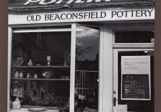 Photograph of the Old Beaconsfield Pottery