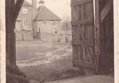 Doorway of Mayflower Barn