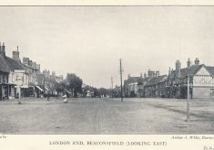 London End, Old Town.