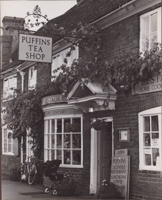 Photograph of Puffins Tea Shop
