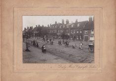 """Photo of """"Hospital Sunday"""" procession"""