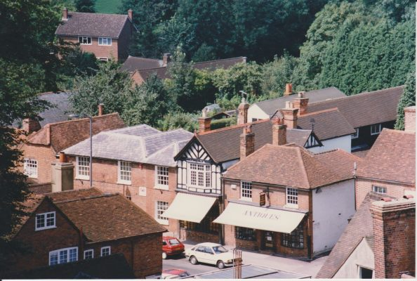 Colour Photograph of Wycombe End  North side | Jones, Sally