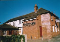 Colour Photo of Old Bengal restaurant in Wycombe End