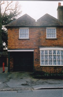 Colour Photograph of Town Crier's House in Wycombe End | Unknown