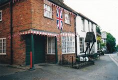 Colour Photograph of Town Crier's House in Wycombe End