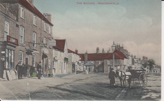 The Square and George Inn | Unknown