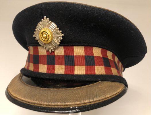 Scots Guards Forage Cap   Dorrell, Oliver