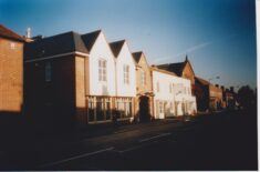 Colour photograph of Aylesbury End Old Town